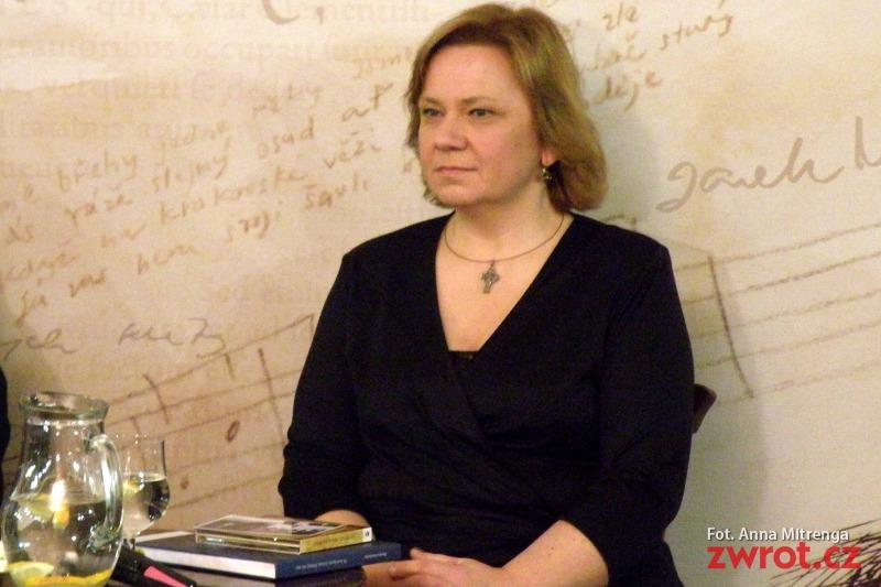 V Praze o knize Renaty Putzlacher