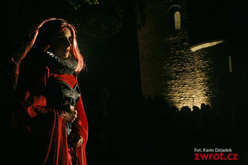 Zámecký vrch bude hostit Macbetha