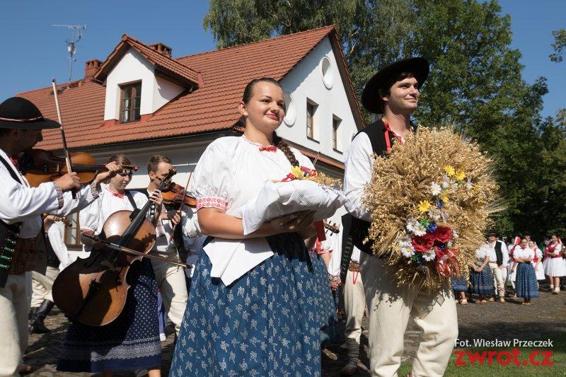 Svátek úrody u našich předků – dožínky