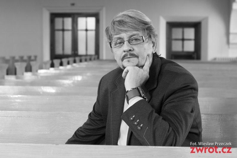 Zemřel náš přítel Bogusław Kokotek