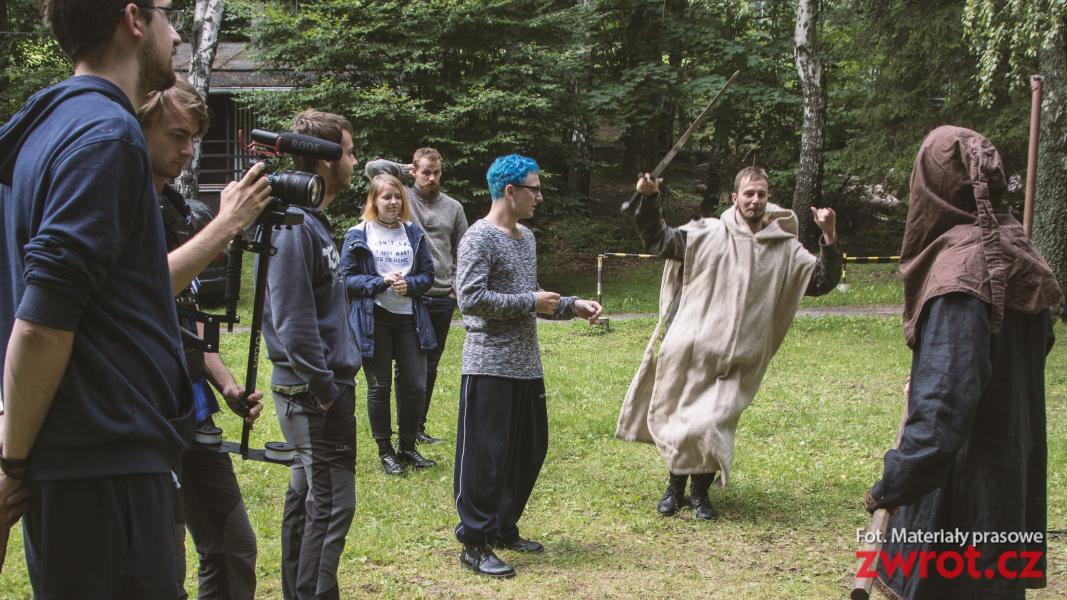 Filmový a divadelní kurz v Košařiskách