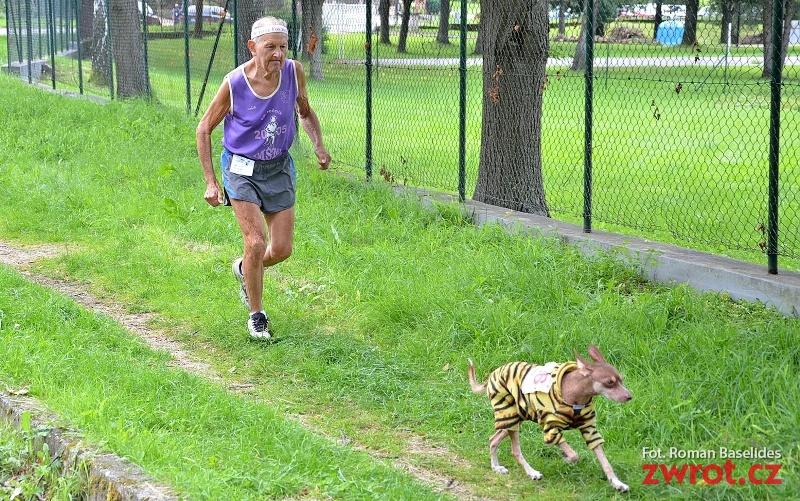 Nejstarší běžec