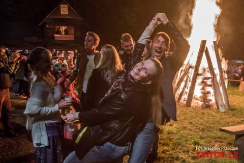 Gorolsko hudba u vatry