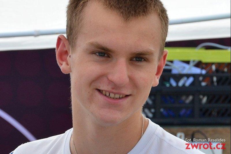 Marek Grycz v soutěží Magnesia GO