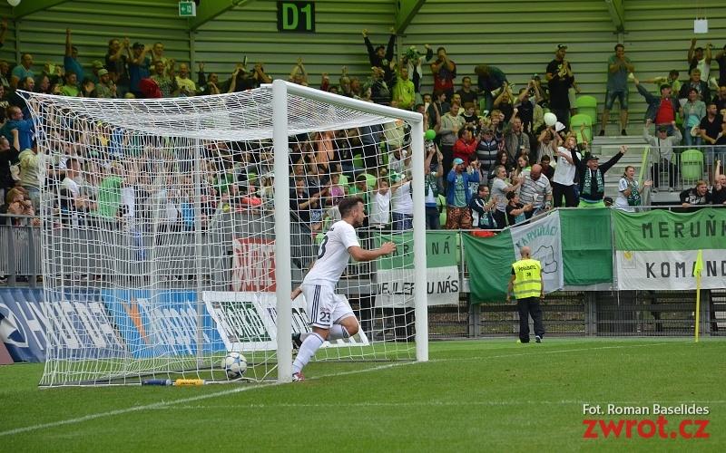 Fotbalisté Karviné si připsali druhé vítězství
