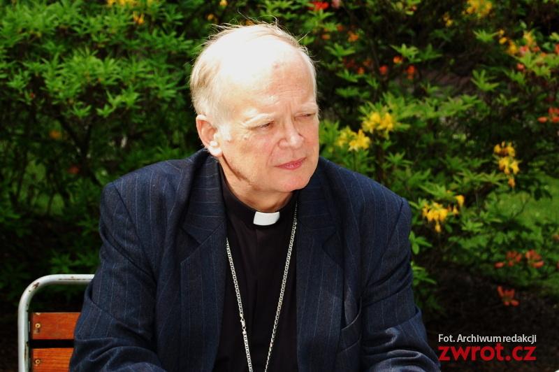 Životní jubileum biskupa