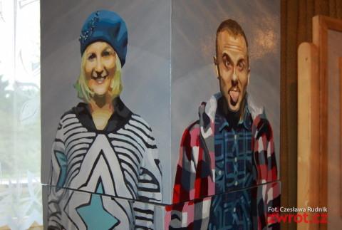 Výstava lidových umělců v Hnojníku