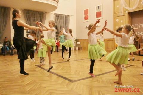 Dětský soubor rytmiky a tance RYTMIKA zve na první zkoušku po prázdninách
