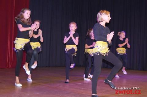 Taneční kroužek v Horní Suché