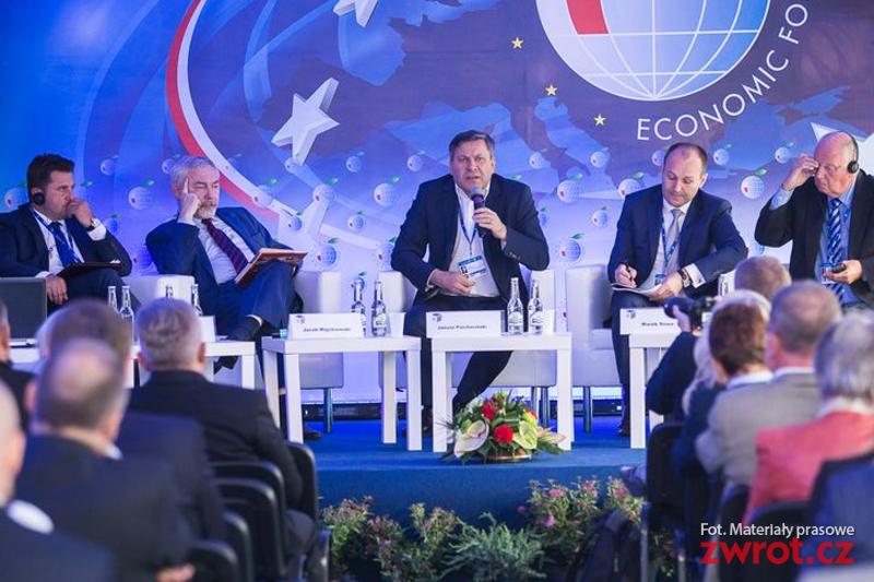 XXVI Ekonomické fórum v Krynicy-Zdroju