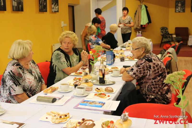 Schůze Ženské sekce ZG PZKO po prázdninové přestávce