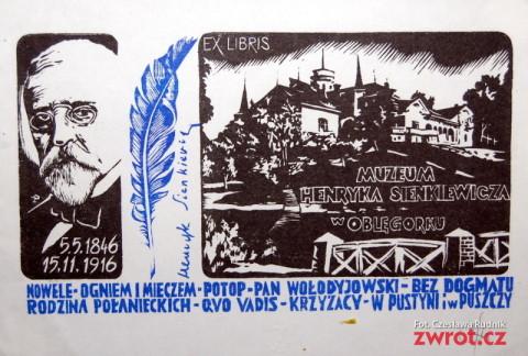 Výstava v Roce Henryka Sienkiewicze