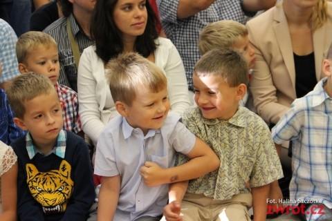 V polských školách je více prvňáčků