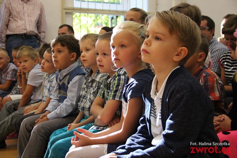 Zahájení školního roku v Třinci