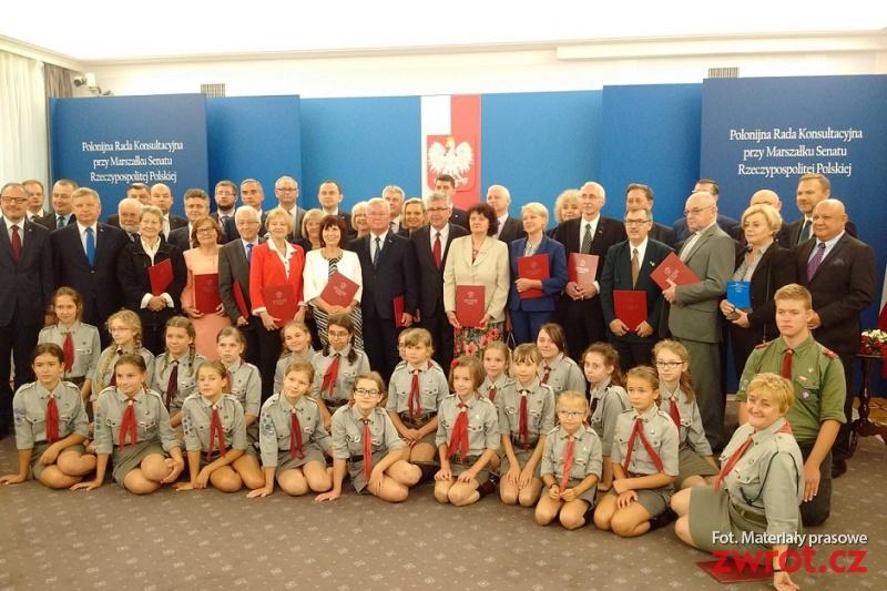 U polského Senátu vznikla Rada pro Polonii