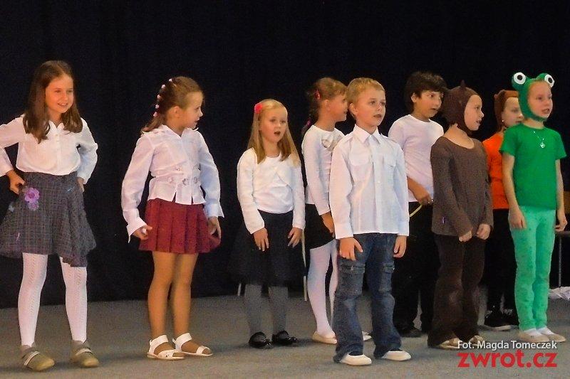 Podzimní koncert a setkání absolventů školy ve Střítěži