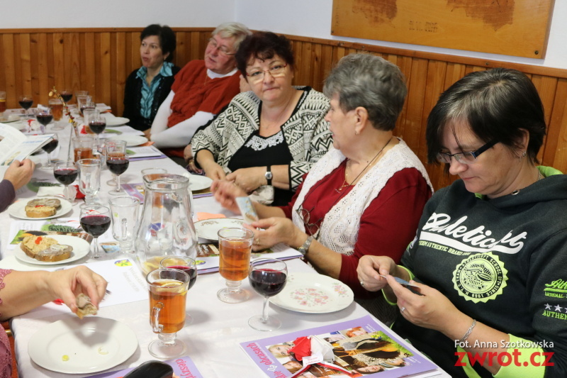 Podzimní setkání žen v Bukovci
