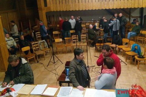 Gorol nahrává novou desku