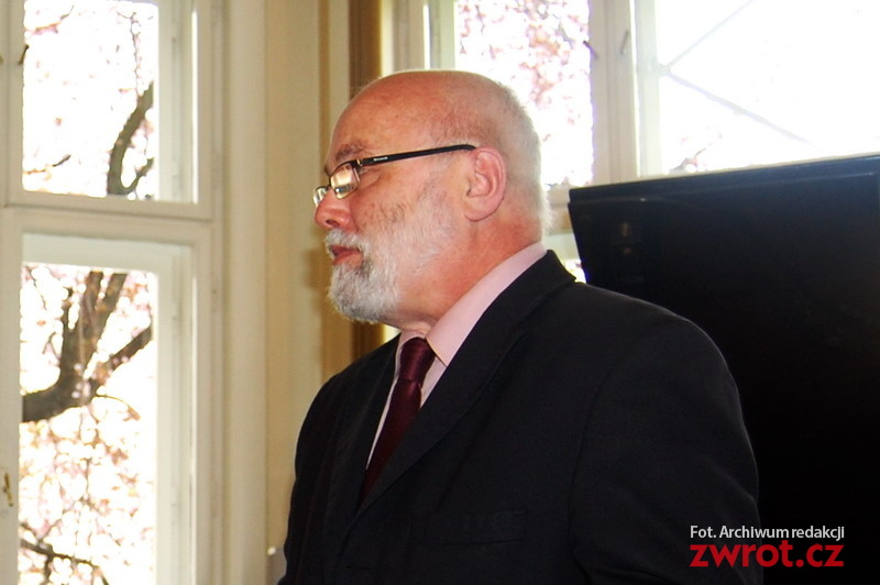 Jerzy Kronhold laureátem Ceny města Cieszyna