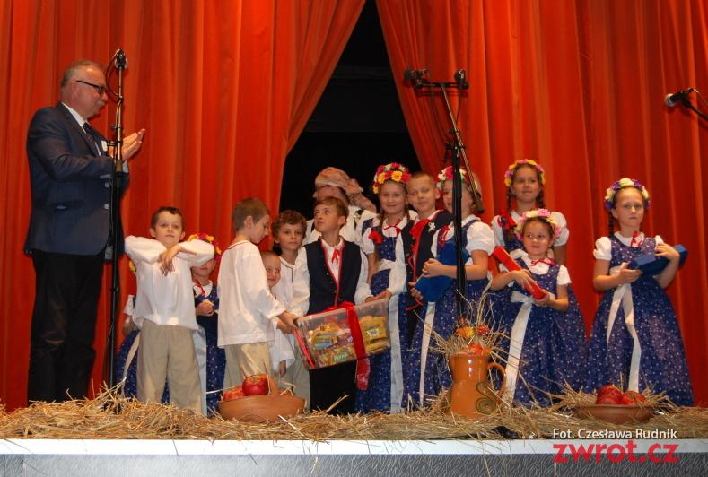 Ve Stonavě slavili 10 let souboru