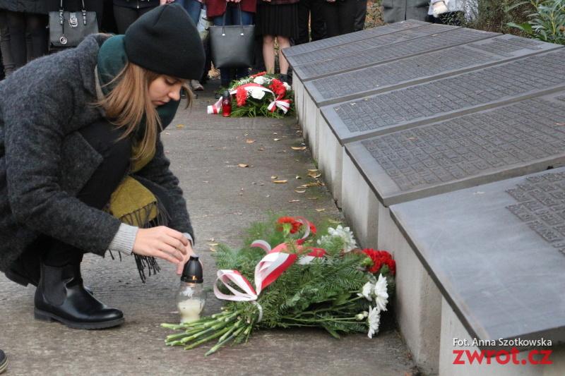 11. listopadu slavili i žáci gymnázia