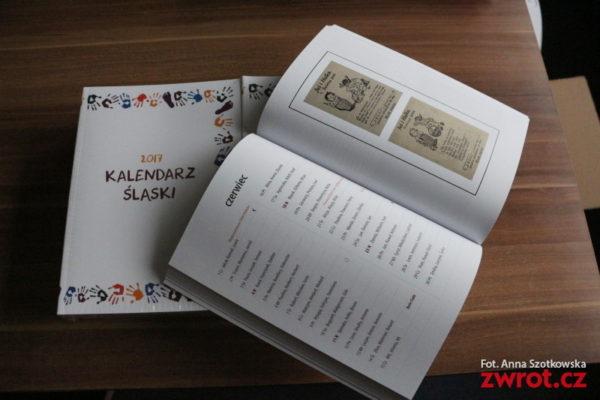 Slezský kalendář na rok 2017 již vprodeji!