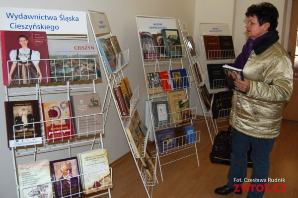 Výstava polských knih