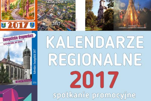 Devět kalendářů znašeho regionu