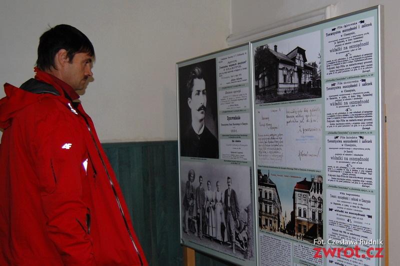 Výstava o Parku Sikory