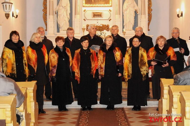 TA Grupa zazpívala v Orlové