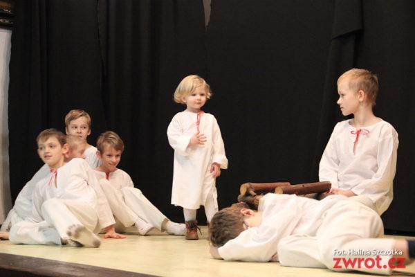 Vánoční setkání s divadlem, sborem i dechovkou