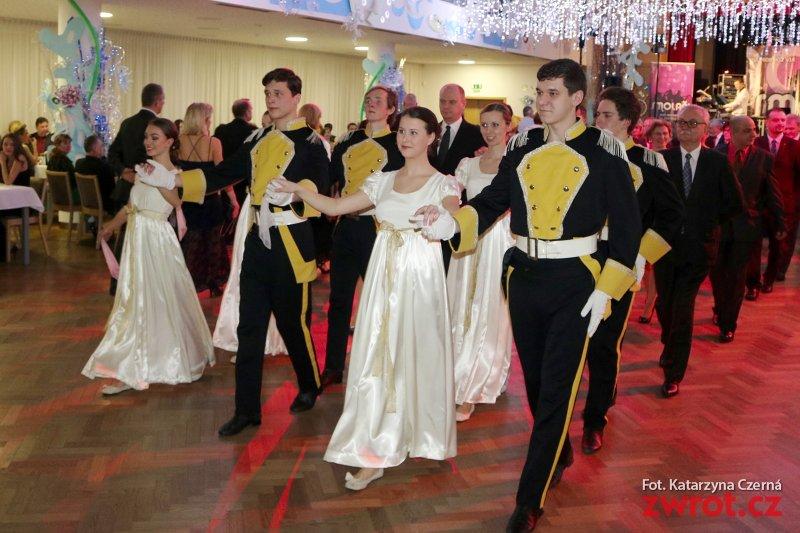 V Karviné na polském plese