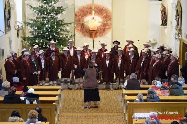 Gorol zazpíval ve Vendryni