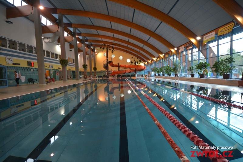 Aquacentrum v Bohumíně trhá rekordy v návštěvnosti