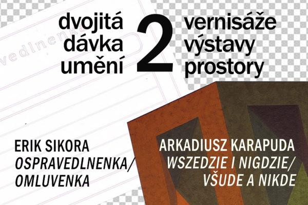 V Třinci výstava polského a slovenského výtvarníka