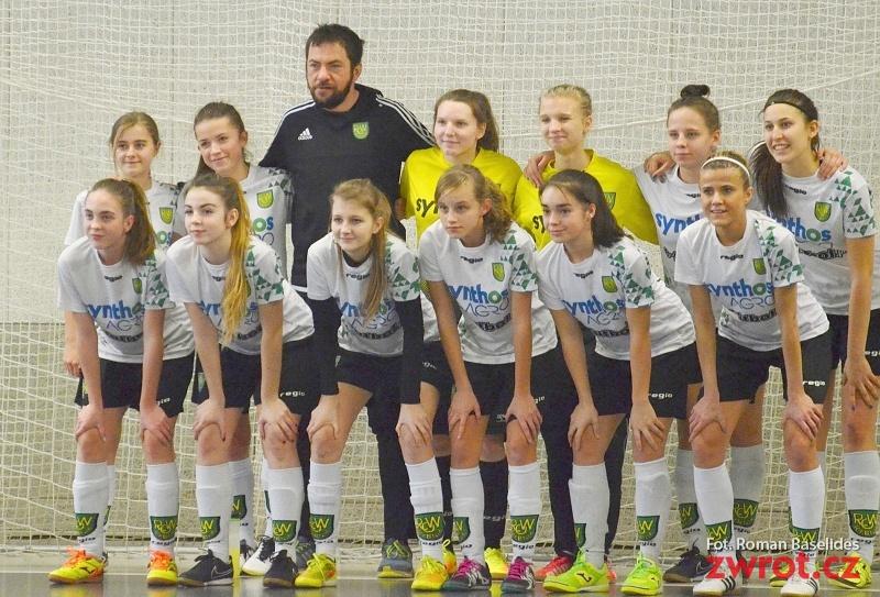Zina Cup pro fotbalistky Havířova