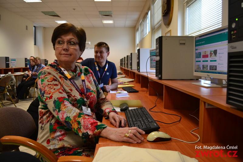 Projektové setkání v Dąbrowě Górniczé