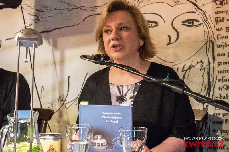 Renata Putzlacher v Třinci představí svou knihu o kavárně Avion