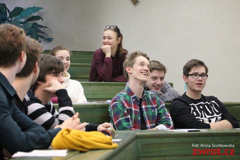 Zvali ke studiu na Jagellonské univerzitě