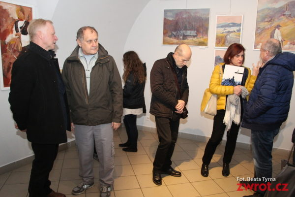 Výstava SAP v Muzeu Těšínského Slezska