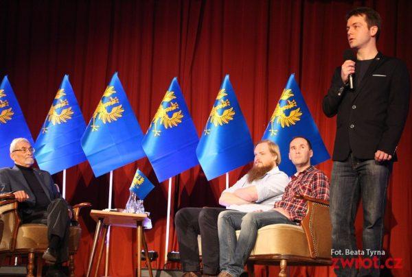 Těšínské knížectví má opět vlastní vlajku