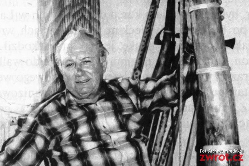 Zemřel Józef Chmiel