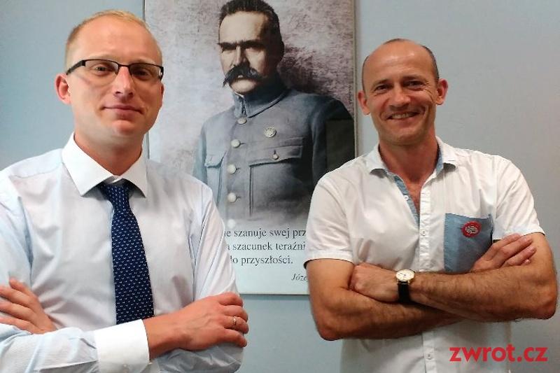 Tadeusz Smugała na zasedání Rady vzdělávaní Polonie