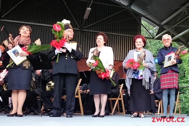 Halina Pribula získala cenu Moniuszky