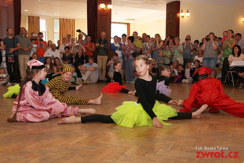 Tančírna sRytmikou