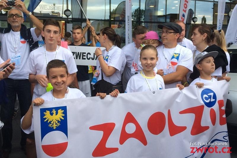 Začaly Igrzyska Polonijne. Zaolší má už dvě  medaile!