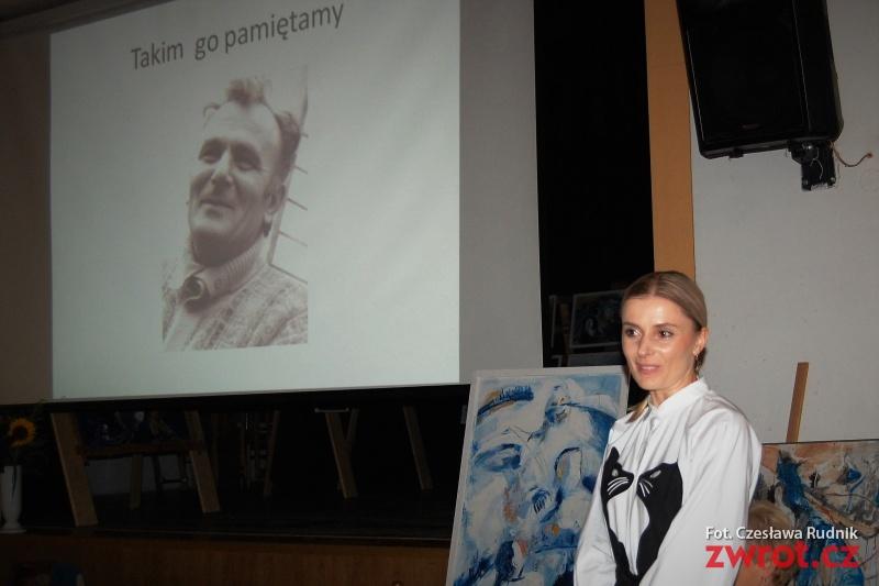 VKavárničce pod Pegasem vzpomínali na Władysława Młynka