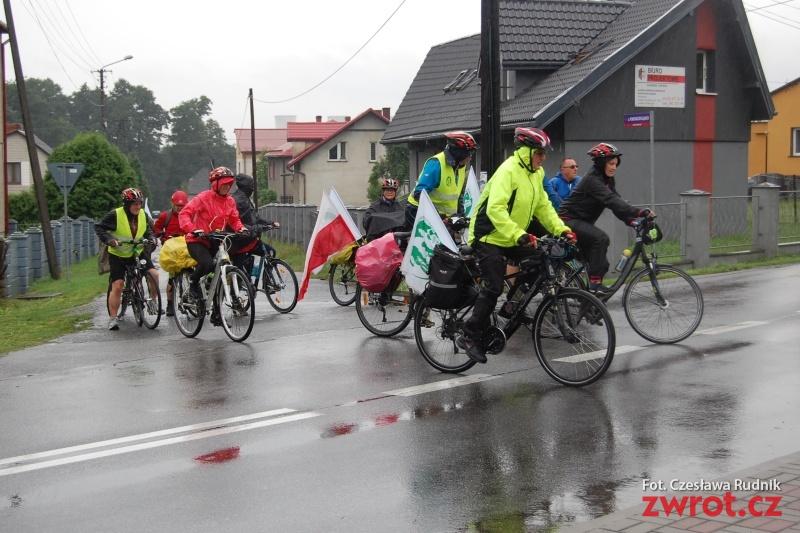 Cyklistický závod po stopách Slezského povstání