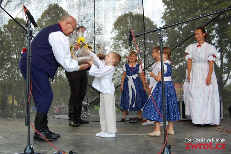 Svátek sklizně ve Stonavě