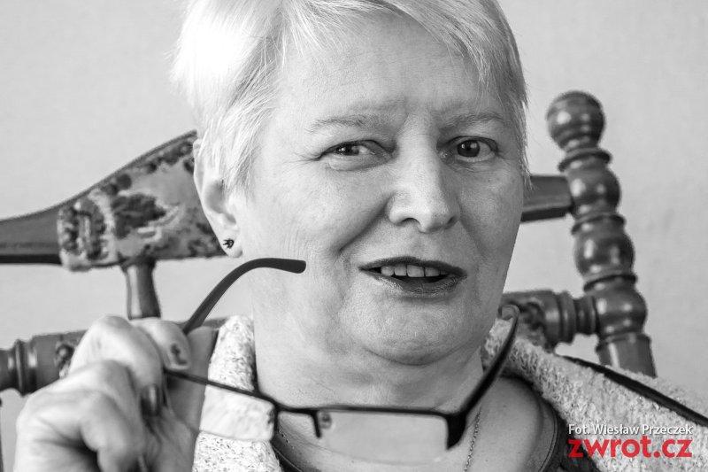 Zemřela Maria Grzegorz – bývala redaktorka Zwrotu